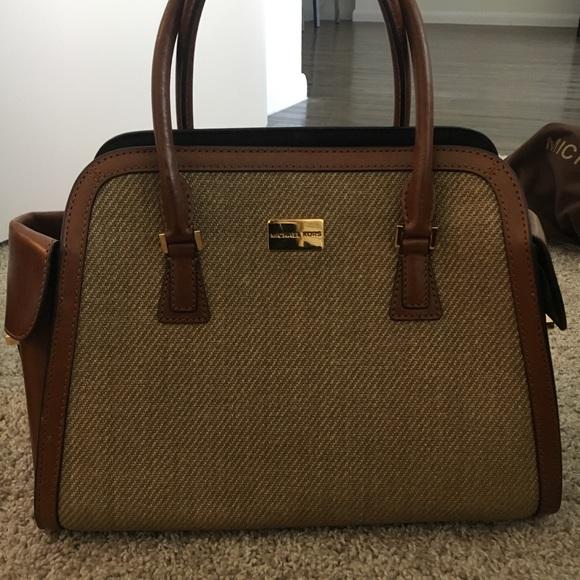 michael kors collection bags michael kors gia satchel 200 made in rh poshmark com